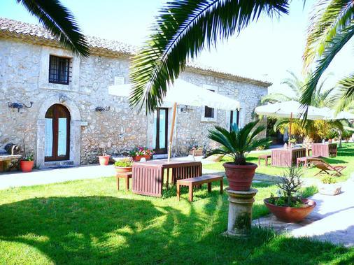 Villa dei Papiri - Siracusa - Toà nhà