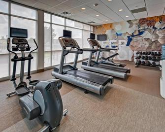 SpringHill Suites by Marriott Oklahoma City Moore - Moore - Fitnessbereich