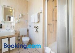 Art Hotel Monopol - Gelsenkirchen - Bathroom