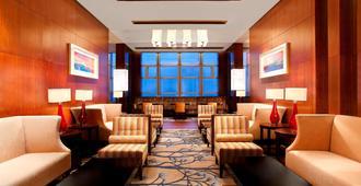 Sheraton Guangzhou Hotel - Cantón - Sala de estar