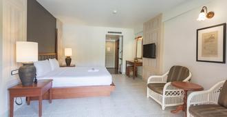 Phuket Orchid Resort and Spa - Карон - Спальня
