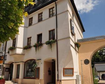Hotel und Aparthotel Altes Posteck - Reichenbach/Vogtland - Building