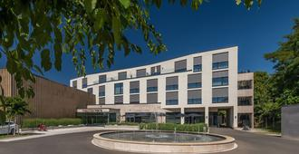 梅爾基奧帕爾克酒店 - 符爾茲堡 - 建築