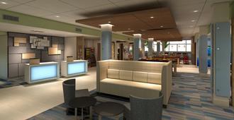 Holiday Inn Express & Suites Gettysburg - Gettysburg - Lobby