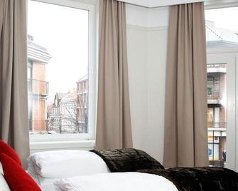 Thon Hotel Parken - Kristiansand - Bedroom
