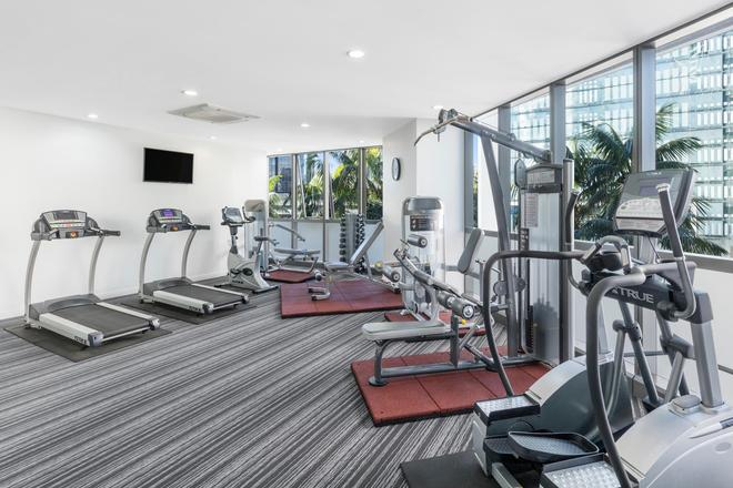 Meriton Suites Herschel Street, Brisbane - Брисбен - Спортзал