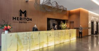 Meriton Suites Herschel Street, Brisbane - Brisbane - Lễ tân