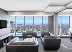 Meriton Suites Herschel Street - Brisbane - Huiskamer