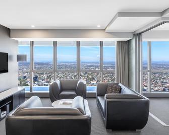 Meriton Suites Herschel Street - Brisbane - Sufragerie