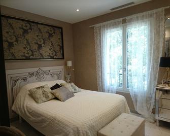 l'Ecrin de Vert - Saint-Alban-du-Rhône - Bedroom