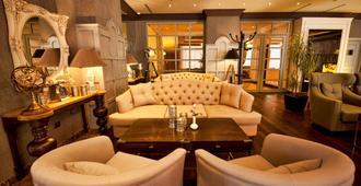 Hotel National - Yerevan - Lounge