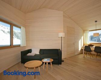 Warthsap Apartmenthaus - Warth (Vorarlberg) - Huiskamer