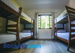 Hostel Refugio - Vila do Abraao - Спальня
