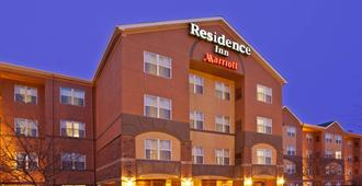 Residence Inn by Marriott Indianapolis Downtown on the Canal - Indianapolis - Rakennus