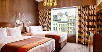 The Roxy Hotel Tribeca - New York - Schlafzimmer