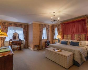 Glenapp Castle - Girvan - Bedroom