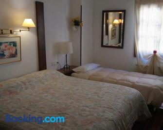 Casa Rural Erletxe - Laguardia - Schlafzimmer