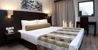 Nefeli Hotel Alimos - Álimos - Camera da letto