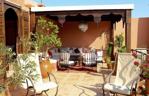 Riad Djemanna - Marrakesh - Patio