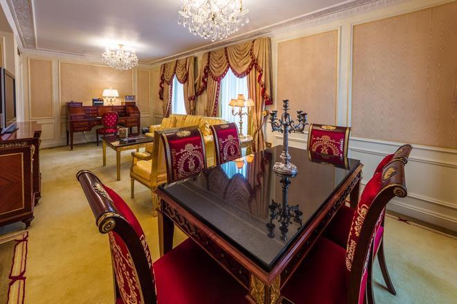The Bentley London - London - Phòng ăn
