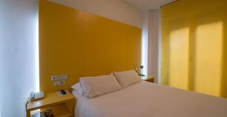 Hostal Albany - לאון - חדר שינה