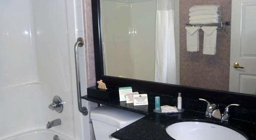 Pacific Inn & Suites - Kamloops - Bathroom