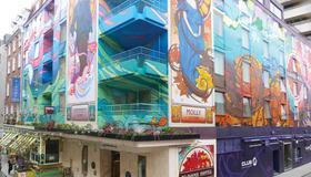 Blooms Hotel - Dublin - Bygning