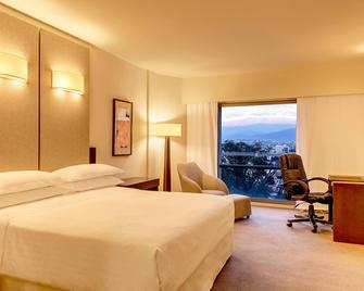 Sheraton Salta Hotel - Salta - Phòng ngủ