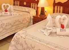 Hotel Camelinas Área Blanca - Patzcuaro - Makuuhuone