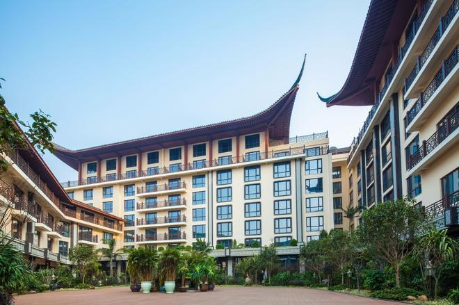 Grand Bravo Guilin Hotel - Guilin - Building