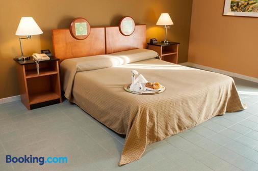 雅典娜神殿酒店 - 巴勒摩 - 巴勒莫 - 臥室