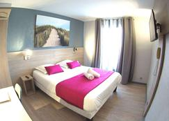 Atoll Hotel - Fréjus - Slaapkamer