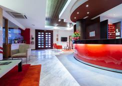 Hotel Philadelfia - Гранада - Ресепшен