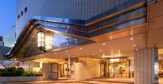 Hotel Danrokan - Kōfu - Building
