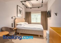 Original Sokos Hotel Wiklund - Турку - Спальня