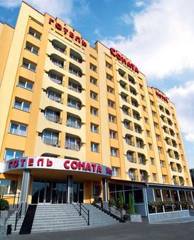 索納塔酒店 - 利沃夫 - 利沃夫 - 建築