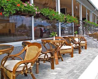 Hotel Sonata - Lviv - Patio
