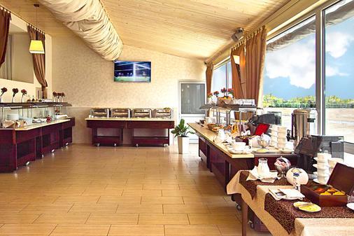 索納塔酒店 - 利沃夫 - 利沃夫 - 自助餐