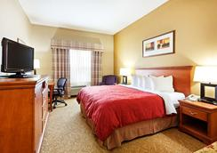 Country Inn & Suites by Radisson, Hinesville, GA - Hinesville - Schlafzimmer