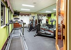 Country Inn & Suites by Radisson, Hinesville, GA - Hinesville - Fitnessbereich