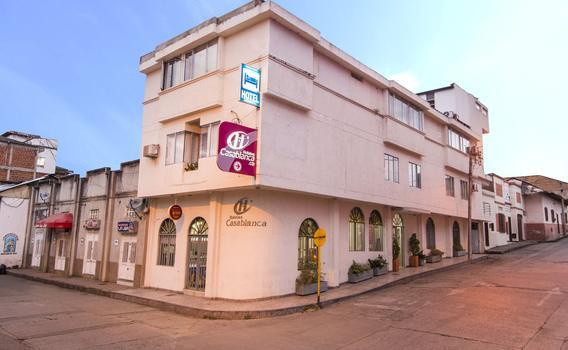 Hoteles Casablanca En 40 4 1 Garzón Hoteles Kayak