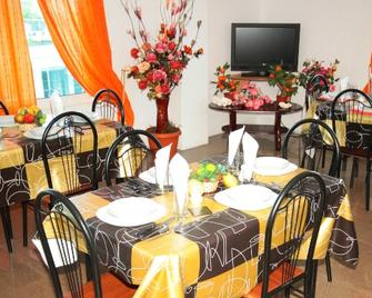 ONS Motel & Guest House - Mahebourg - Restaurant