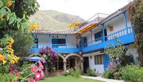 Las Portadas - Ollantaytambo - Toà nhà