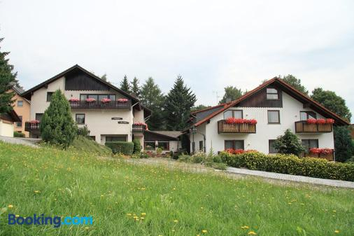 Rhonhotel Alte Muhle - Poppenhausen (Hesse) - Gebäude