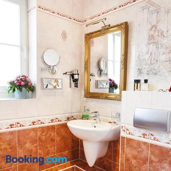 Garden Boutique Hotel - Berlin - Bathroom