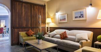 Hôtel Edmond Rostand - Marseille - Living room
