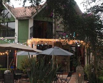 Casa de campo La Ninfa - Huasca de Ocampo - Patio