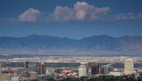Holiday Inn Express Salt Lake City Downtown - Salt Lake City - Outdoor view