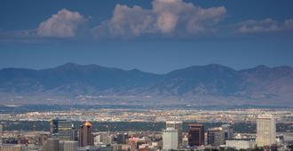 Holiday Inn Express Salt Lake City Downtown - Salt Lake City - Vista externa
