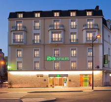 ibis Styles Rennes Centre Gare Nord